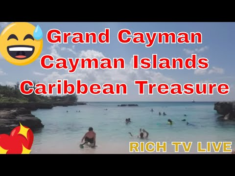 Cayman Islands is a Caribbean treasure
