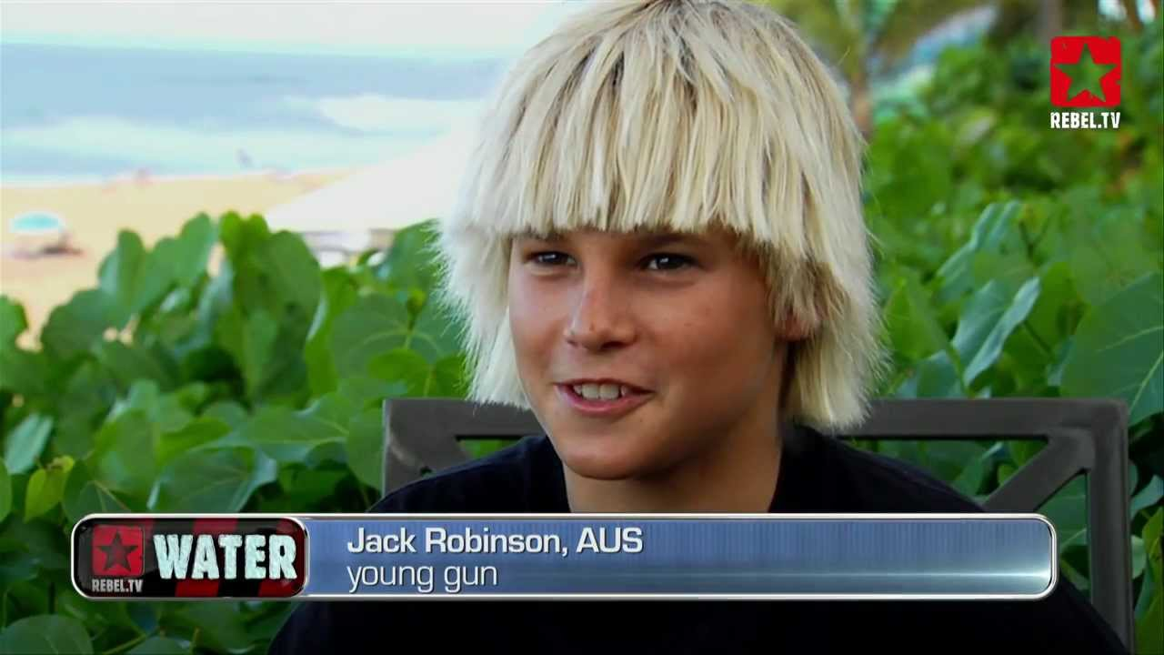 Jack Robinson Surf Feature Youtube