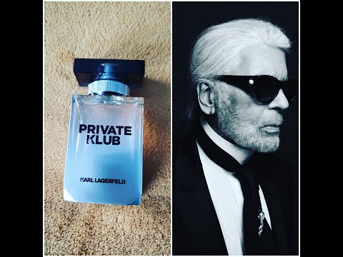 Karl Lagerfeld Omage / Private Klub For Men Review