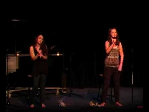 "Jessica Kempton, Julia and Sondra Campanelli - The Coffee House -  ""Almost Lover"" Fall08"