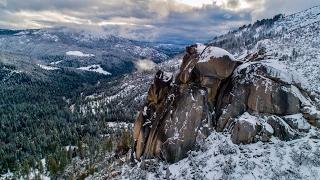 Sierra Nevada 4K ©
