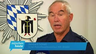 Die Polizei in München erklärt die neuen Bußgelder im Straßenverkehr