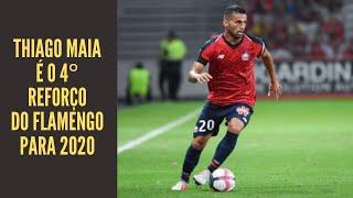 Thiago Maia é o 4° reforço do Flamengo. Jesus tem razão quando diz que o clube vende mal?