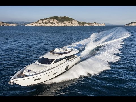 Ferretti Yachts 750 - Art Marine