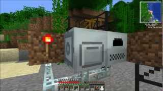 Tekkit Tip - Best Compact Macerator and Furnace Setup