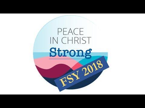 2018 FSY | Strong | Lyrics