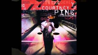 Courtney Pine -- Underground - Scratches By DJ Pogo