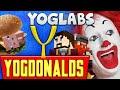 Minecraft Mods YogDonalds YogLabs