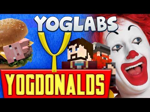 Minecraft Mods - YogDonalds - YogLabs