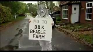 (nava) Beagle Farm Protest 04.11.11 Yorks Regional News