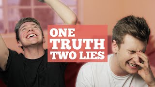 1 TRUTH 2 LIES WITH JONAH GREEN