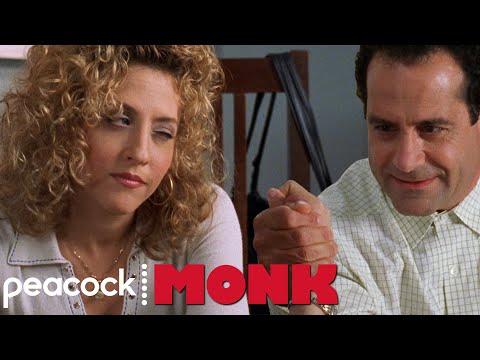 Is Monk Stronger Than Sharona?   Monk