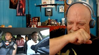 "REACTION VIDEO | ""How Time Be Moving In Anime"" - ""Drove Home Obeying All The Laws!"" 😂"
