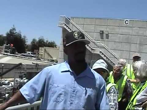 Wastewater Treatment Plant Tour Dublin San Ramon Sanitary Disctrict Part One