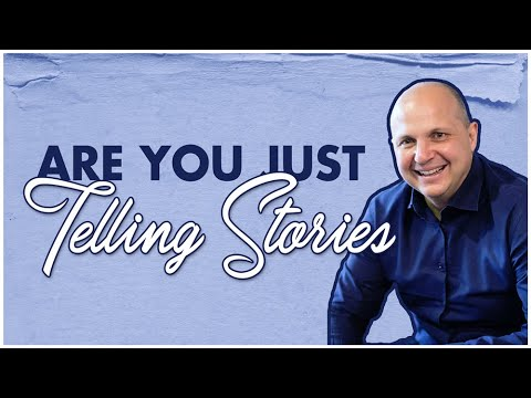 Are You Just Telling Stories – Andrew Eaton & Network Marketing Pro