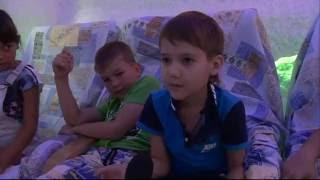 Воспитанники детского пришкольного лагеря проходят курс восстановления(, 2016-07-12T15:12:03.000Z)