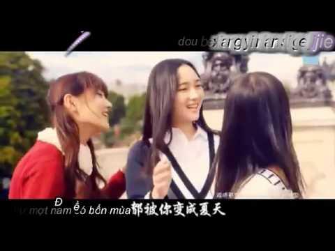 [VietSub] [SVT]  [Savokiku] Chu Dian - S.H.E