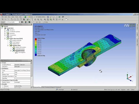 ANSYS Workbench Quick Tip #1