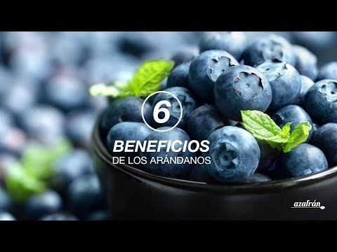 6 beneficios de los arándanos para tu salud