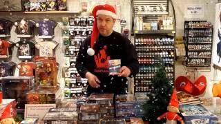 Керівництво Fantask 4 - Різдвяний подарунок ідеї з Spilbutikken представив Томмі