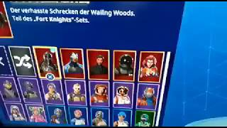 Sell Fortnite Account Black Knight and More Rare Skins Season 2 Season 2 Cheap