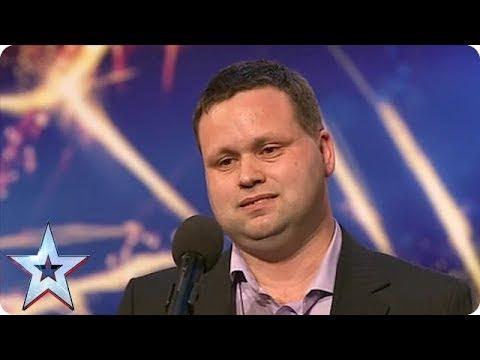 MUSIC MASHUP: Nessun Dorma   Britain's Got Talent