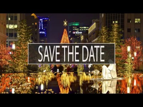 Save the Date - Cityworks Conference 2016