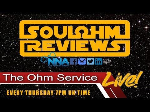 SoulOhm Reviews :: The Ohm Service :: Live #22032018