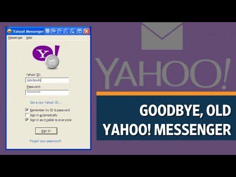Yahoo Messenger đã Chết, Còn Gì để Nhớ?