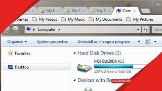 كيفية تحويل Windows Explorer إلى متصفح جوجل كروم لتصفح النوافذ - عرفني دوت كوم