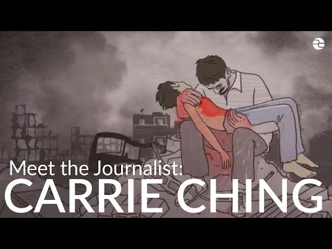 Meet the Journalist: Carrie Ching