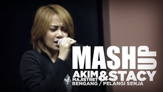 Video Akim & The Majistret / Stacy - Bengang Pelangi ( Pelangi Senja X Bengang ) #MashUpHotFM download MP3, 3GP, MP4, WEBM, AVI, FLV Juni 2018