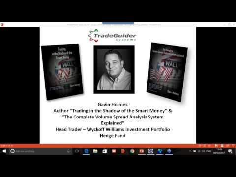 Part 3 - Wyckoff VSA Mentorship - Live trading, real money in real time.