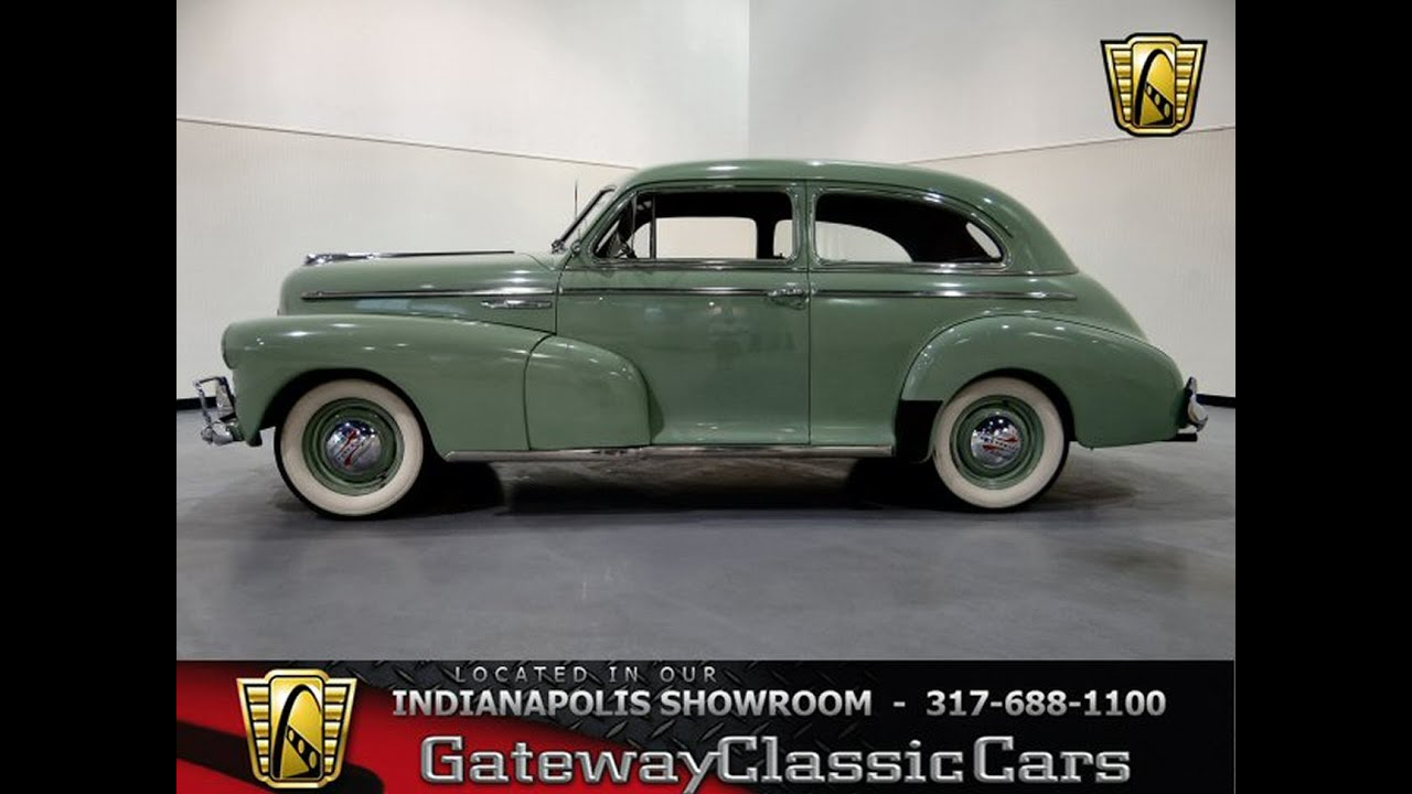 Cars For Sale In Indianapolis >> 1942 Chevrolet Fleetmaster - #197 NDY - Gateway Classic Cars - Indianapolis - YouTube