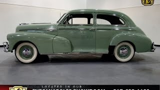 1942 Chevrolet Fleetmaster - #197 NDY - Gateway Classic Cars - Indianapolis