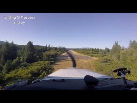 Landing Prospect OR 64S and Sunriver S21