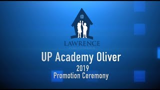 UP Academy Oliver Promotion