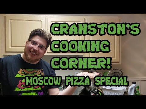 Pizza Challenge! Moscow Pizza Special