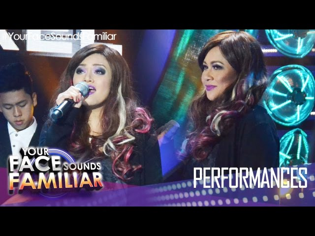 "Your Face Sounds Familiar: Denise Laurel as Jinky Vidal – ""So Slow"""