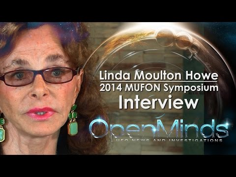 Interview with Linda Moulton Howe from the 2014 Mutual UFO Network Symposium