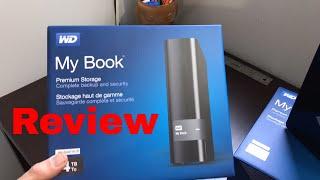 Video Western Digital My Book 4TB Review download MP3, 3GP, MP4, WEBM, AVI, FLV November 2017