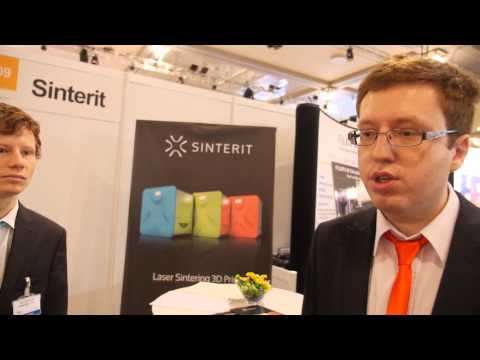 New 3D Printer from Sinterit at IDTechEx 3D Printing Europe