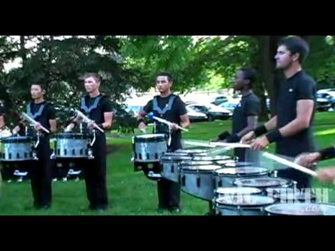 Pacific Crest Drum and Bugle Corps Drumline 2007