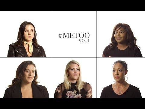 #METOO Vol. 1   Stories of sexual harassment & abuse