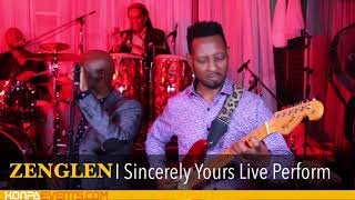 Zenglen - Sincerely Yours Live Video Performance in WPB [ July 21st 2018 ]