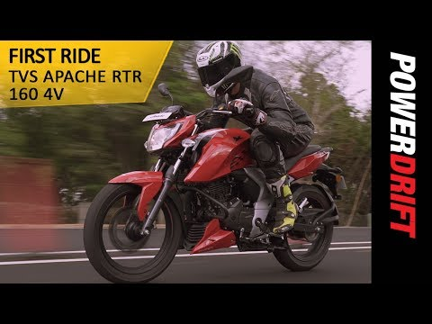 TVS Apache RTR 160 4V : 6 Things you should know about it
