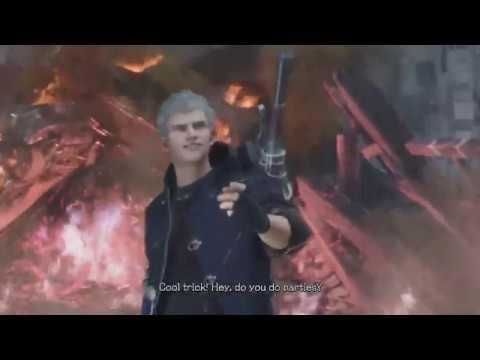 Devil May Cry 5 Demo: The Breakoning thumbnail