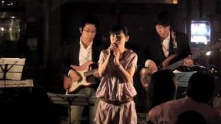 松倉サオリ 09.08.14 Live映像。 Saori Matsukura #Funny de arukou.
