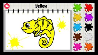 Preschool learning | learn colors for children | education games