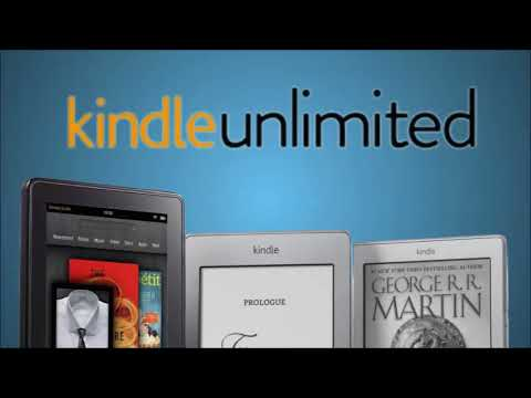 Kindle Unlimited FREE 30 day trial- Go on a reading Binge!